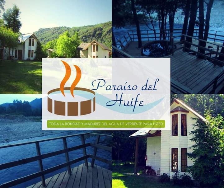 Relax montaña, área verde, desayuno, piscina.