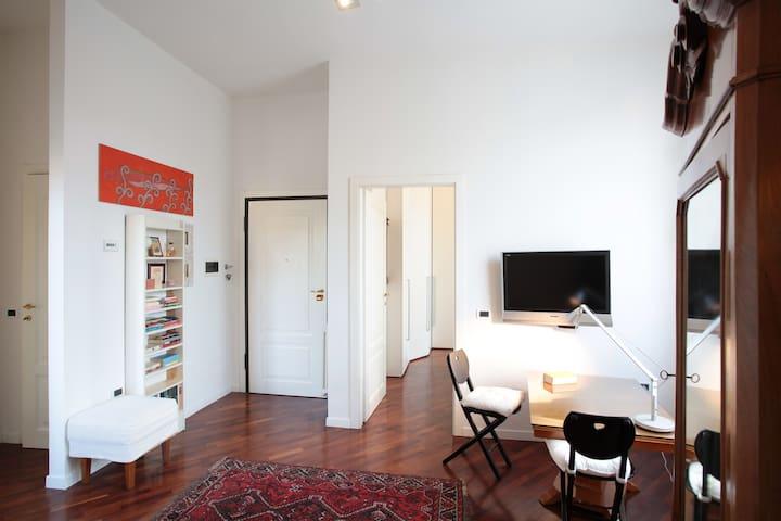 Casa Massarenti - Porta San Vitale - Bolonha - Apartamento