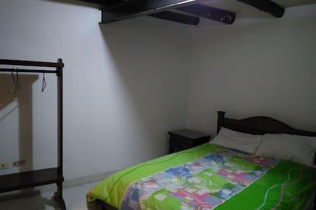 Habitación doble interna