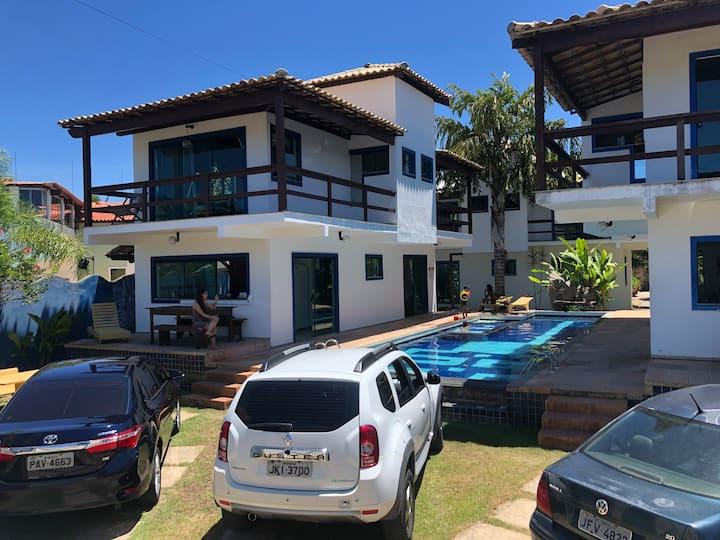 Sua casa beira mar em Porto Seguro