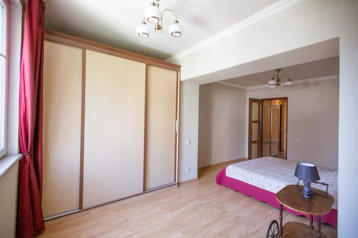 Sunny 1 bedroom apartment in the heart of Yerevan