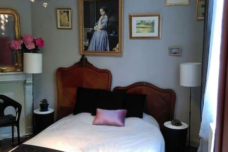 Chambre à la comtesse - Aixe-sur-Vienne - Dom