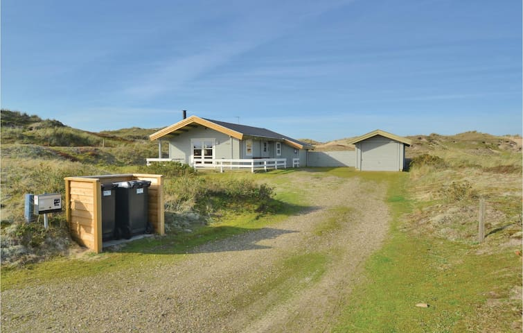 Holiday cottage with 3 bedrooms on 65m² in Fanø
