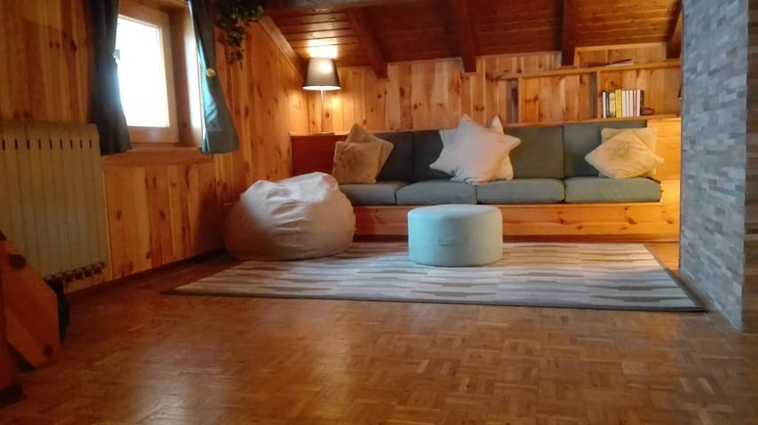 Astro Alpino - 2 bedroom/Town Centre - Livigno - Appartement