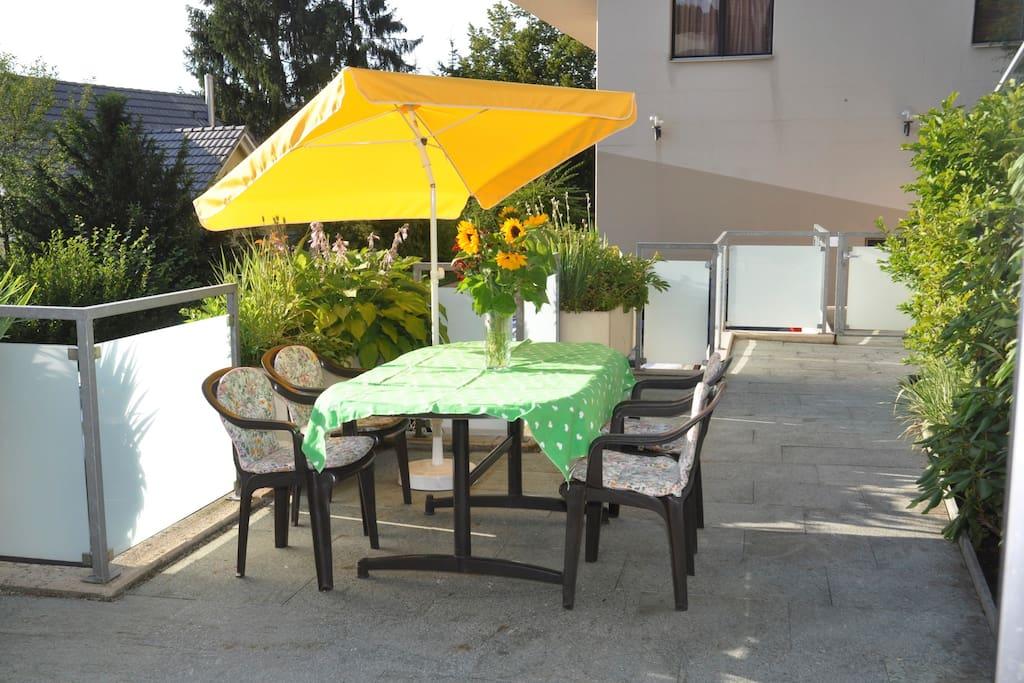 Ein Platz für Ihre Erholung und Entspannung A place for your rest and relaxation