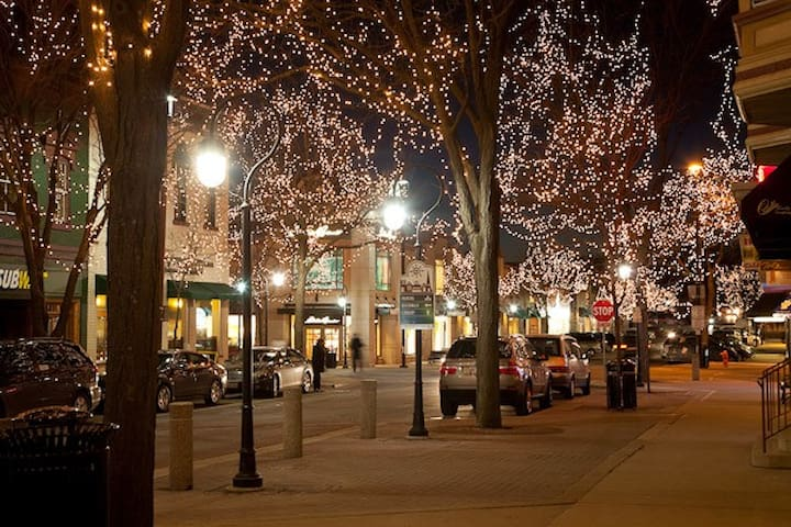 Downtown Naperville