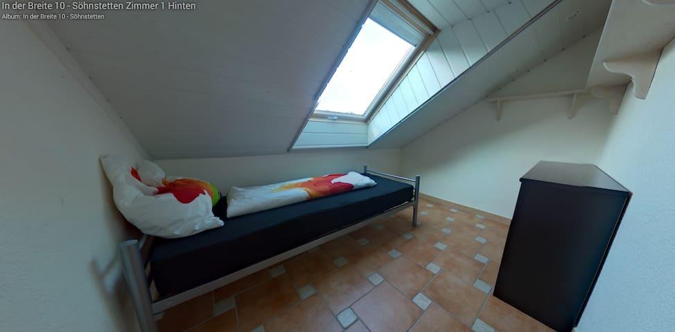 Ferienwohnung/Monteursunterkunft in Söhnstetten Z1 - Steinheim am Albuch - Overig