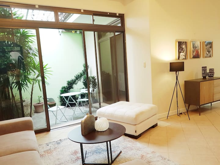 New! Alsacia Loft in Escazu! perfect location