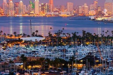 Harbor Island Escape - San Diego