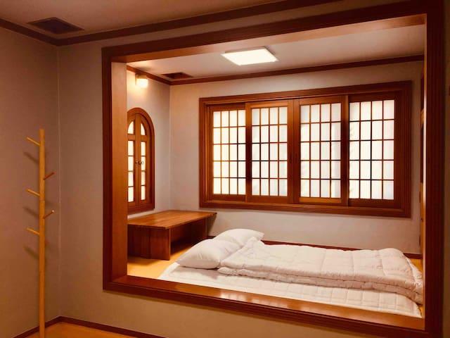 고구려식 침상형 별도 침실