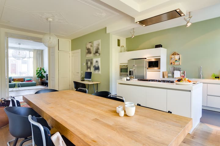 LARGE FAMILY HOUSE IN BEAUTIFUL UTRECHT ★★★★★