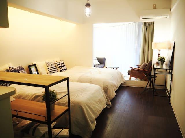 Holiday flat near KAWAGUCHIKO lake - Fujikawaguchiko-machi - Villa
