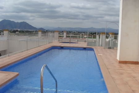 Mountain View  1 bed apartment - Almoradí - Pis