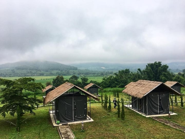 Bamboo Hut 2 pax in Chiang Mai