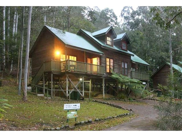 Comfort within the wilderness at Barrington Tops.