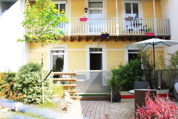 LE LOGIS GOUT L'Oustal, Maison 2ch Terrasse et SPA