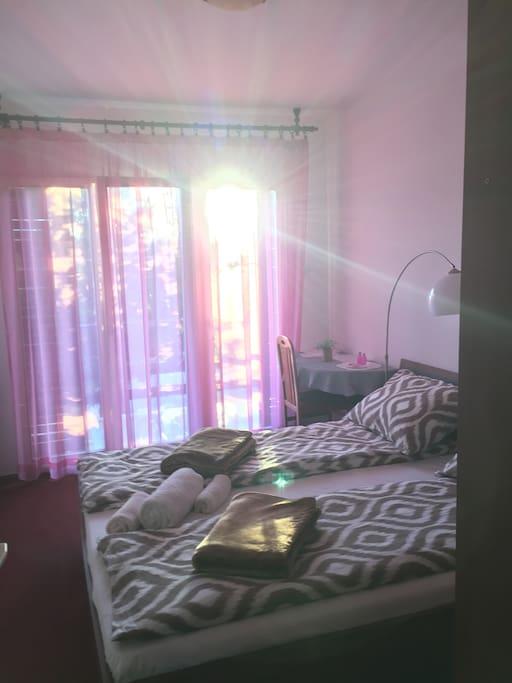Zimmer für unsere Gäste