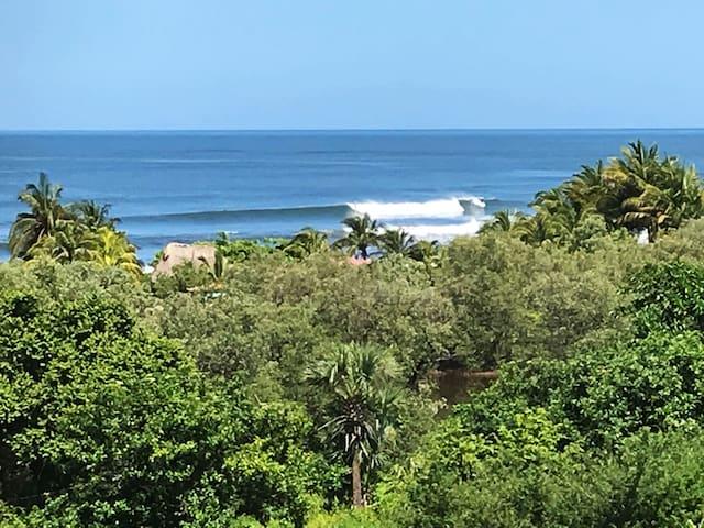 Beach and Surf Views- Chinandega, Nicaragua