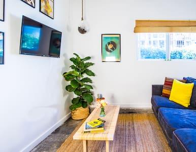 Clean, Private, Entire Guest House | LA Bungalow