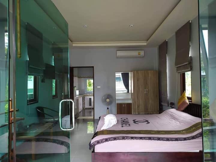 Beautiful House, Srithanu 1Bedroom Modern Phangan