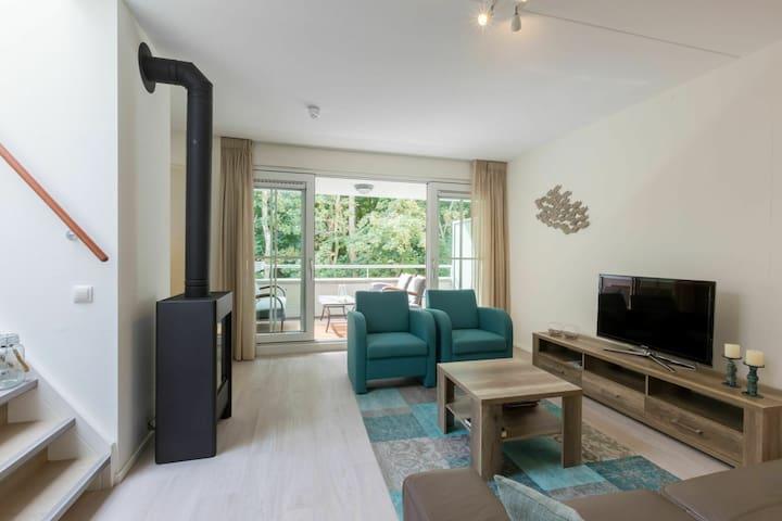 Luxurious Apartment in Koudekerke near Beach