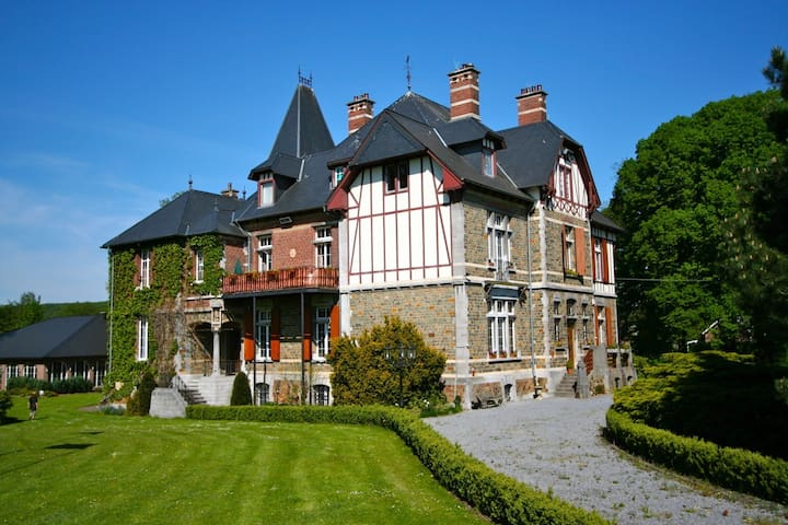 Chateau St. Hubert, Whole Accom. - Baelen - Castle