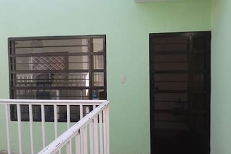 Comfortable and spacious apartment in Juárez.