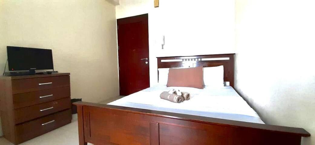 Deluxe Room in Ortigas CBD