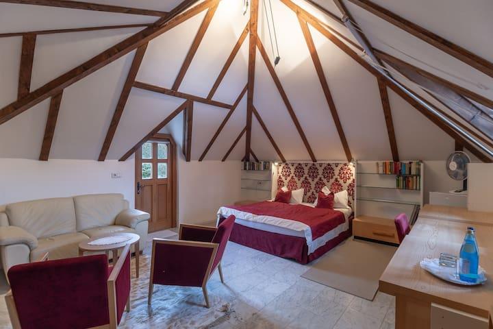 Schloss Pienzenau - Orangerie Zimmer