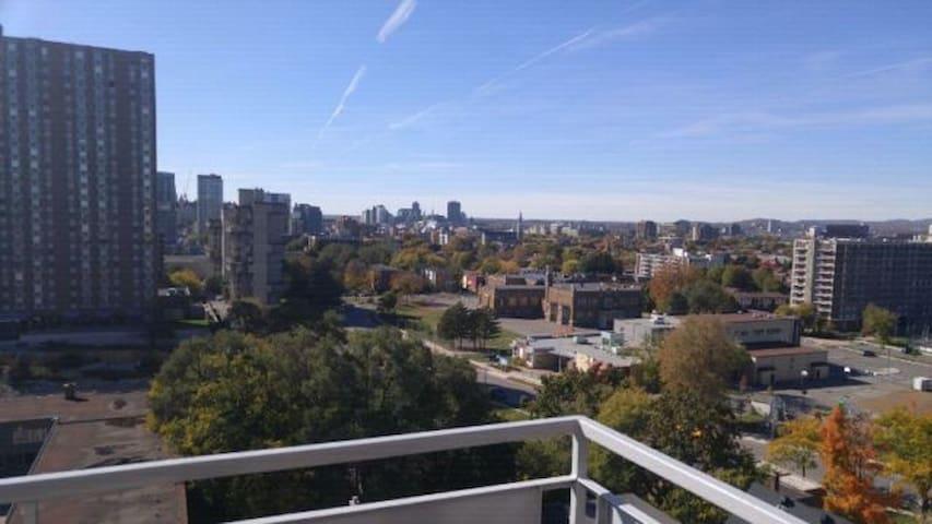 1 bdrm close to Ottawa's main attractions - Ottawa - Daire