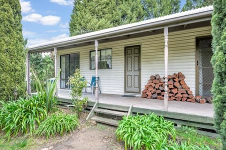 Cottage Among the Gum Trees...