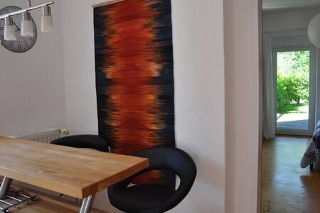 Apartment zum Zuhause-Fühlen - Lakás