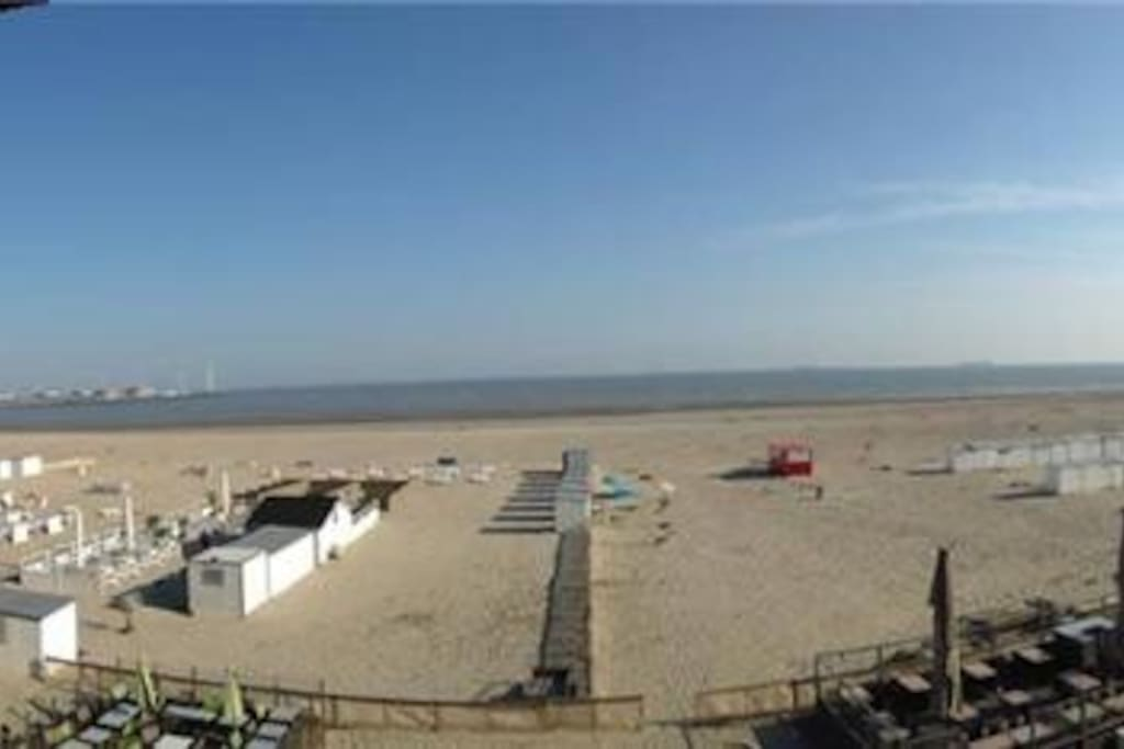 Knokke heist beach