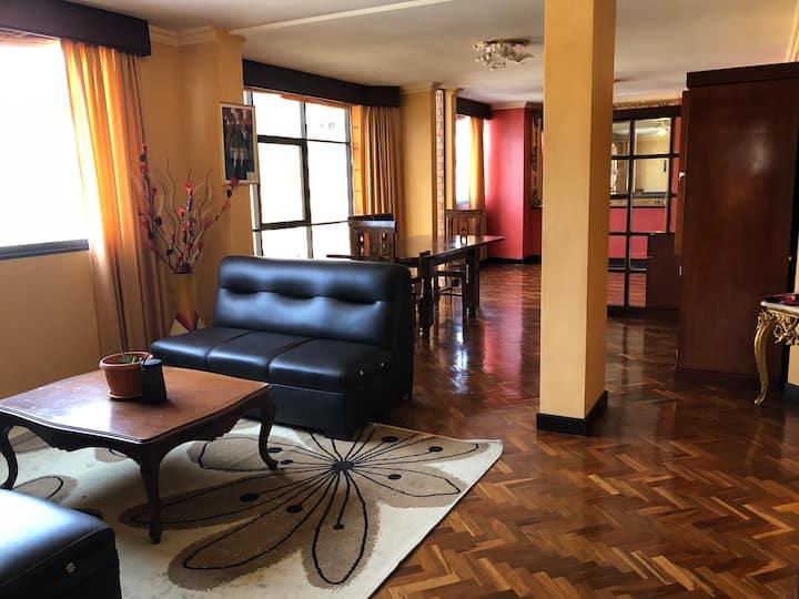 Apartamento en La Paz Calacoto