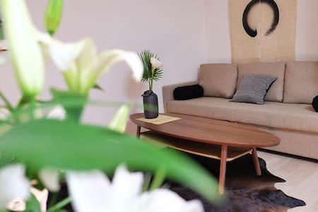 Brand new flat in trendy Hiroo. - Shibuya-ku - Daire