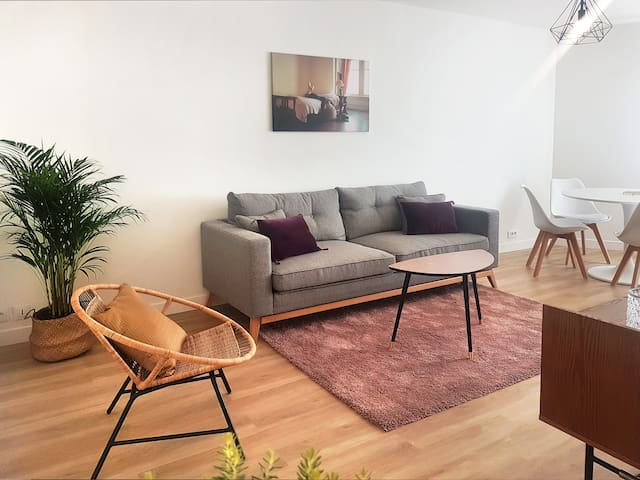 Charming flat in the center of the city