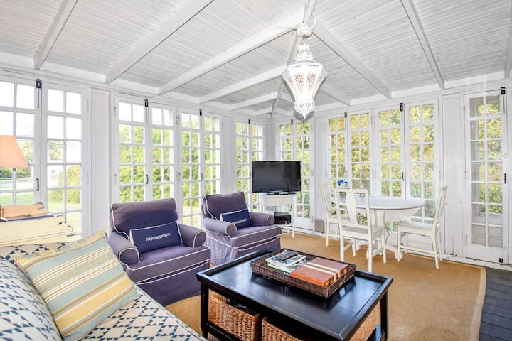 #204 Shore House: Antique Charm Meets Modern Luxury in Truro!