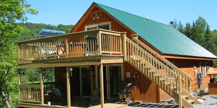Cabin @ Lakeside Haven