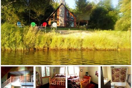 On Intermediate Lake~Loft Bed-Bath w/Breakfast