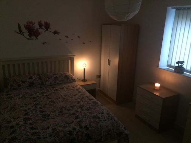 Near to city centre, bright and airy room and more