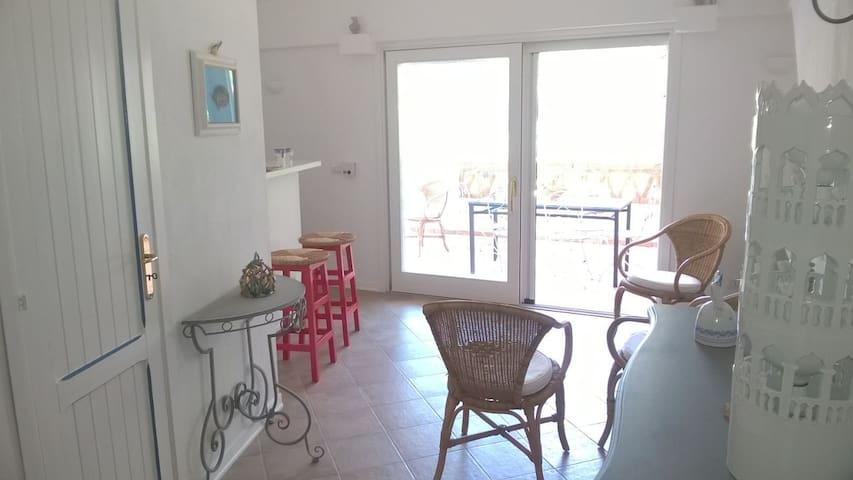 Le Castella - Praialonga incantevole appartamento