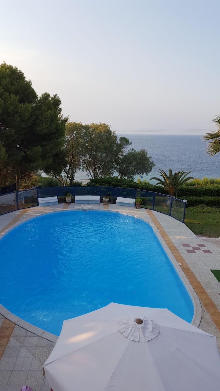 Villa Geov Seaside studio