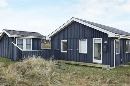 Soothing Holiday Home in Saltum near Sea