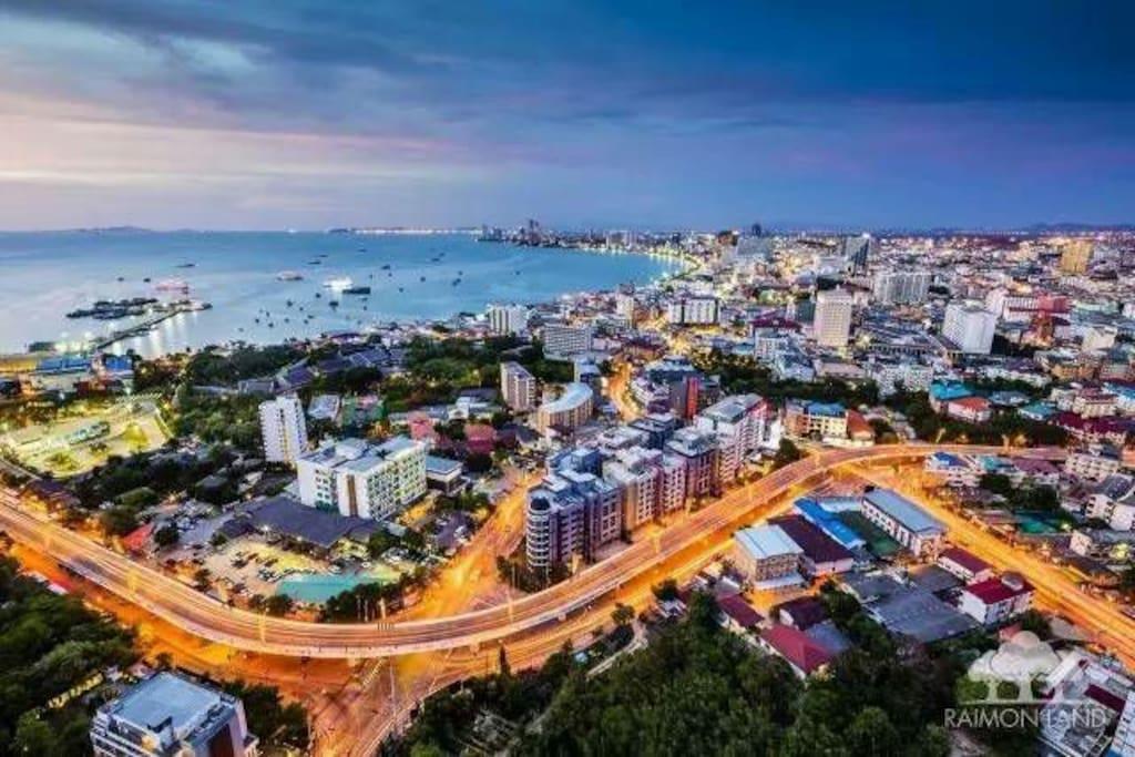 Unixx Pattaya Luxury Apartment nice view - Apartments for Rent in Pattaya, u0e08.u0e0au0e25u0e1au0e38u0e23u0e35, Thailand