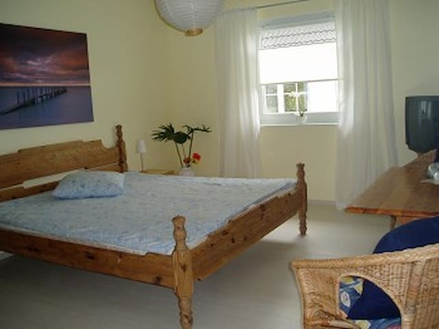 Gemütliches ruhiges Zimmer, Zentrums- & Strandnah - Kühlungsborn - House