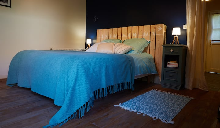 Les Argousiers - Eco-friendly Bed and Breakfast
