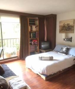 ESPECTACULAR HABITACIÓN - Unicentro - Bogotá - Apartamento