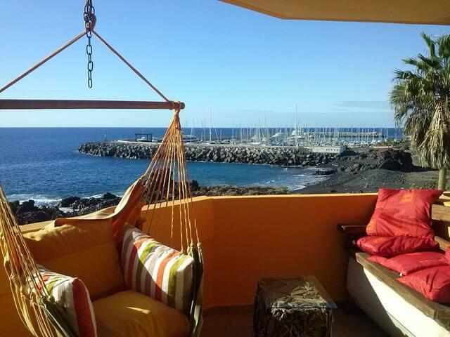 Ferienwohnung in Teneriffa-Sued - Golf del Sur