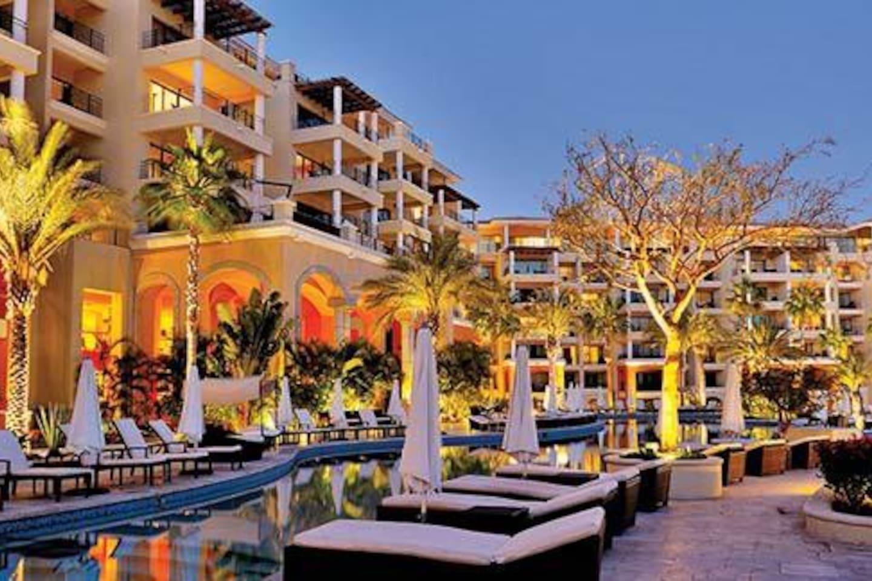 Casa Dorada Resort And Spa On Medano Beach Iniums For In Mx Mexico