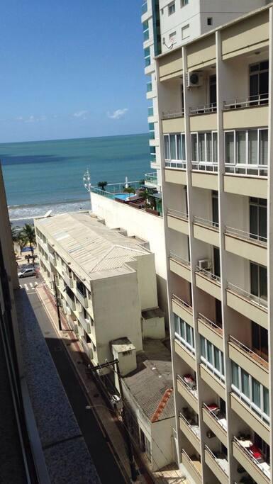 Apartamento na quadra da praia // Apartment close by the beach
